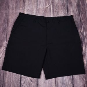 Ralph Lauren Black Polo Golf Shorts, 34